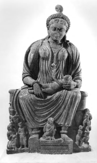 Hariti, Gandhara