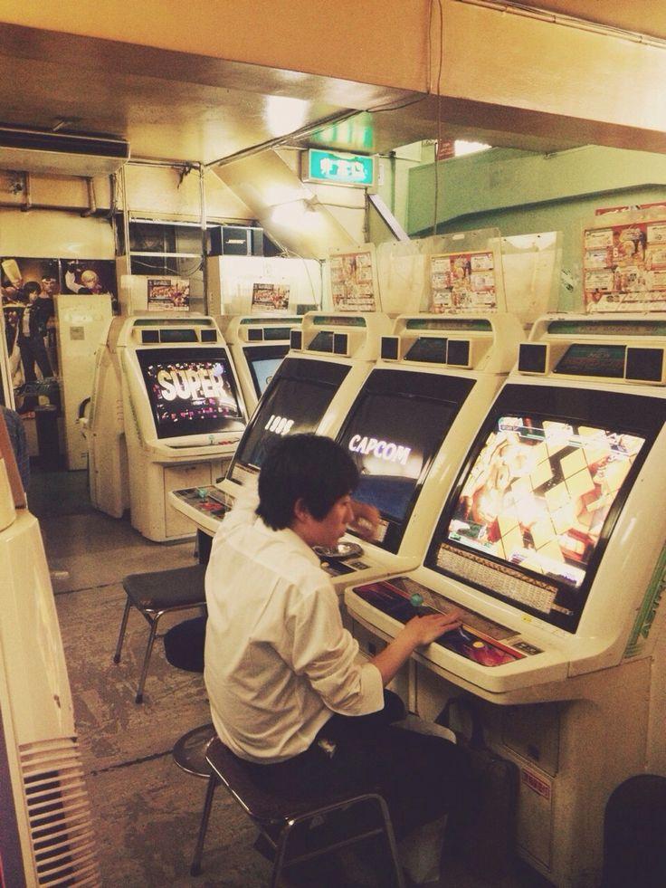 Game saloon #capcom #gamesloon #tekken #streetfighter