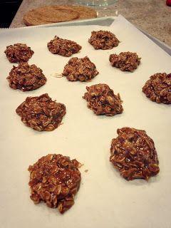 Low Cal So Cal Girl: Tested Low-Calorie Recipe: Nutella Caramel Sea Salt Clusters
