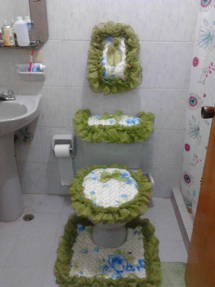 espectaculares juegos de baños