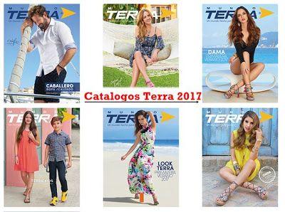catalogos terra 2016 primavera verano