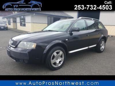 2005 Audi allroad 2.7T For Sale In Tacoma | Cars.com