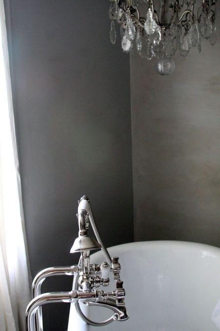 silver bathroom walls chandelier