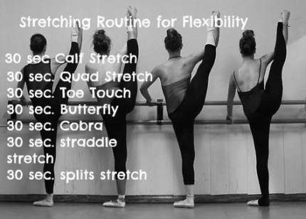 37 ideas dancing stretches routine dancing with images