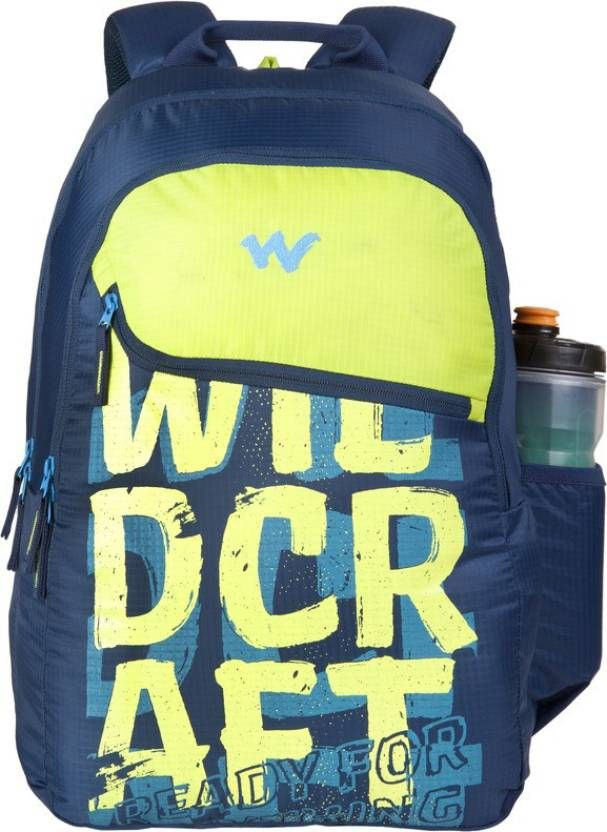 6c5351ddb8bb4 Buy Online Wildcraft Backapack at Lowest price On Grabshope.com   100%  Original Product   Cash On Delivery   Easy Return