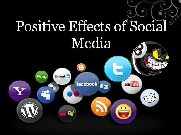 Positive Effects Of Social Media...