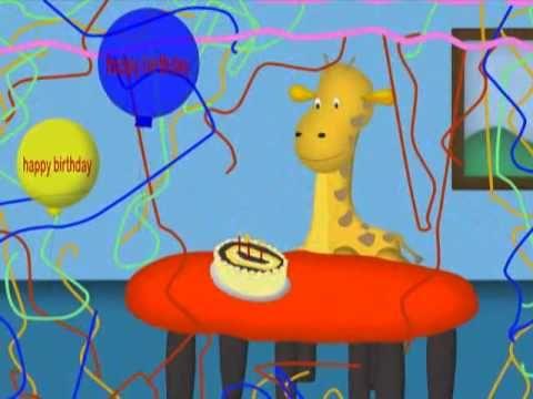 Tanti Auguri - Canzone Per Compleanno Bambini - Bimbo Hit Tv #cartoneanimato #cartoon #nurseryrhymes