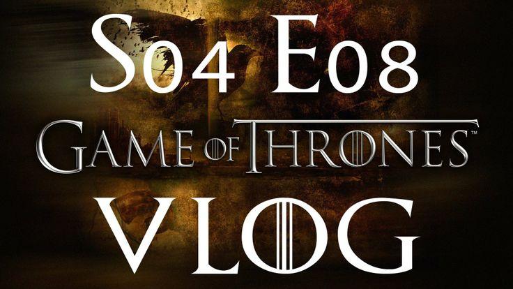 Iata si analiza mea asupra episodului 8 din sezonul 4 din Game of Thrones!