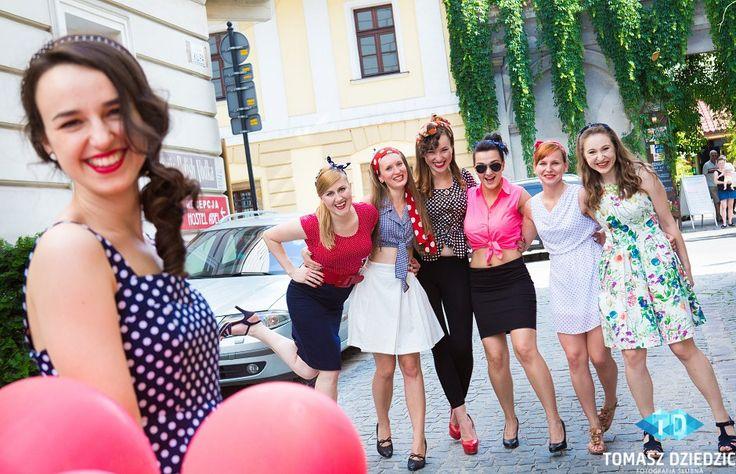 WIeczory panieńskie Kraków. Bachelorette party in Cracow