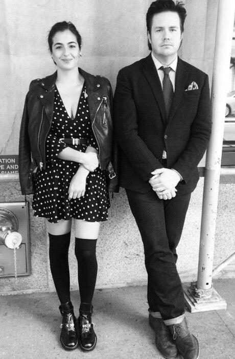 Alanna and josh