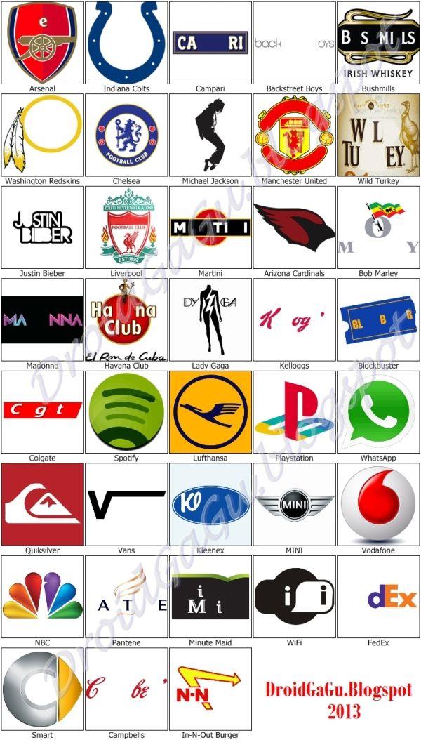 Level 18 Bubble Logo Quiz Answer Logo quiz, Logo quiz
