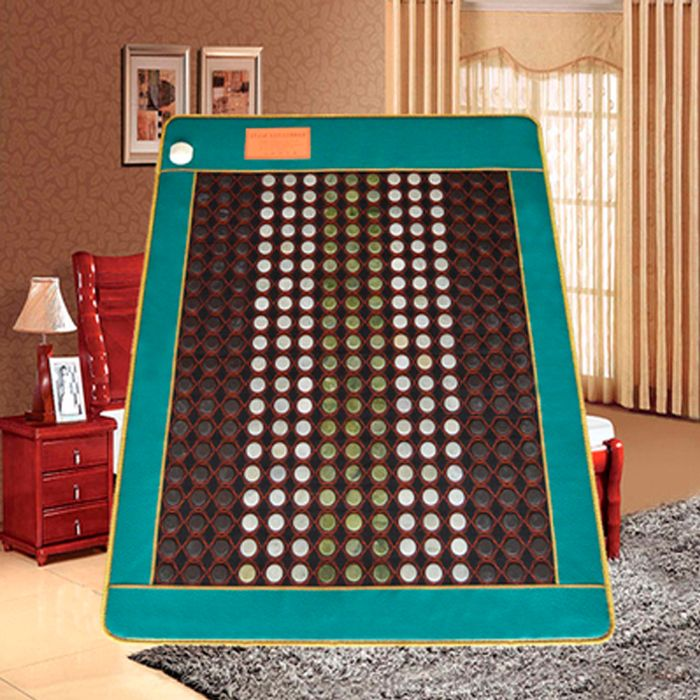 2016 NEW heating tourmaline electronic heat bed cushion pad jade Physical therapy cushion mattress mat 3 Size for You Choice