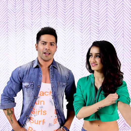 They might be doing a film together, but all is not well between Shraddha Kapoor & Varun Dhawan. #Vuhere to get the latest scoop from bollywood -