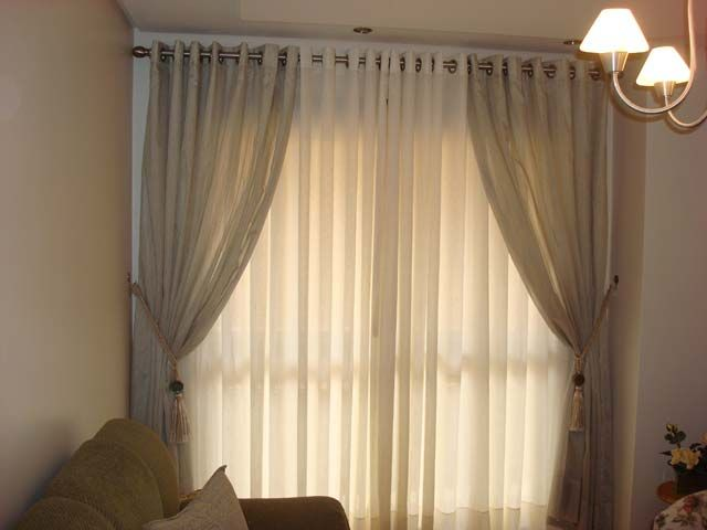 Best 25 cortinas decorativas ideas on pinterest for Cortinas de sala modernas