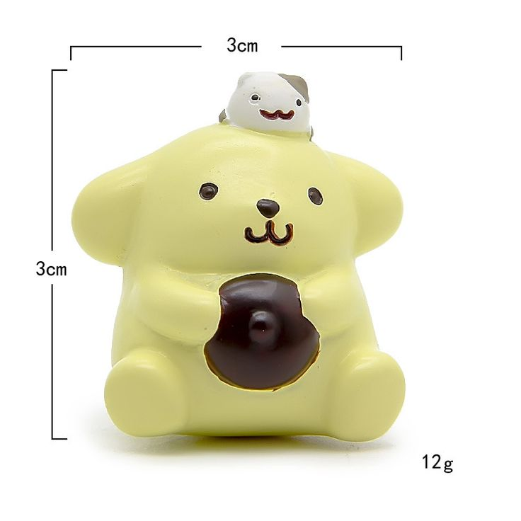 Pompompurin Squishy Bun : 17 Best images about SQUISHIES on Pinterest Donuts, Toys and Ball chain