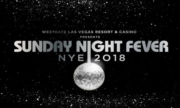 Sunday Night Fever - New Year's Eve Las Vegas   Check your dates, view more information and book online via our website at: http://wstgt.com/73913558273 Questions? Contact us today 1-800-735-1906. Use reference/discount code 73913558273. Be sure to like us on Facebook at: https://www.facebook.com/RichardsTravelonabudget/