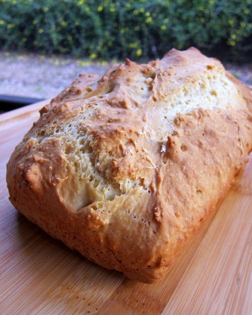 Irský Soda chléb - 4 jednoduchých surovin!  Skvělé pro váš den svatého Patrika večeře.