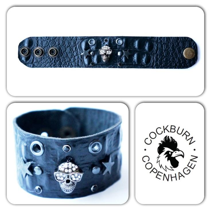 ➜ Super cool håndlavede armbånd til mænd & kvinder ✪ Bliv ven med os på Facebook ⓕ Love Leather! www.cockburncopenhagen.com