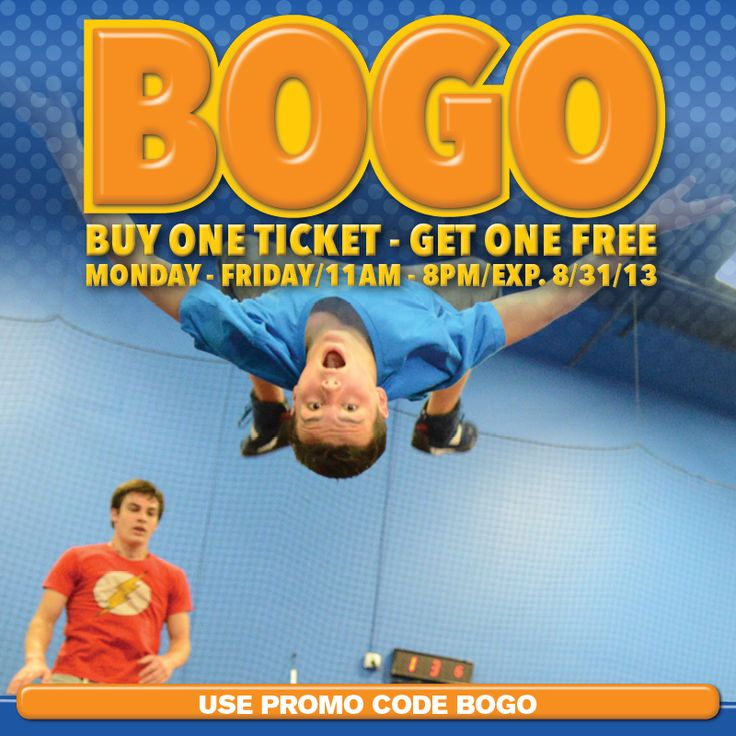 Don't forget about our #BOGO offer! #skyzoneminneapolis #skyzone #minneapolis #minnesota #igers #bounce #kids #teenagers #trampoline #love #instagood #me #cute #picoftheday #play #fitness #health #foampit #exercise #openjump #gymnastics #jumphigh #tumbling #workout #fit #fitness #trampoline #birthdayparty  13310 Industrial Park Blvd. Suite 160 Plymouth, MN 55441  (763)-331-3511
