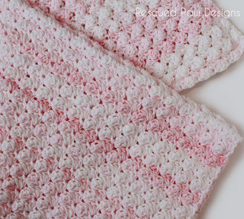 Marshmallow Crochet Baby Blanket Pattern Free ~ Pakbit for .