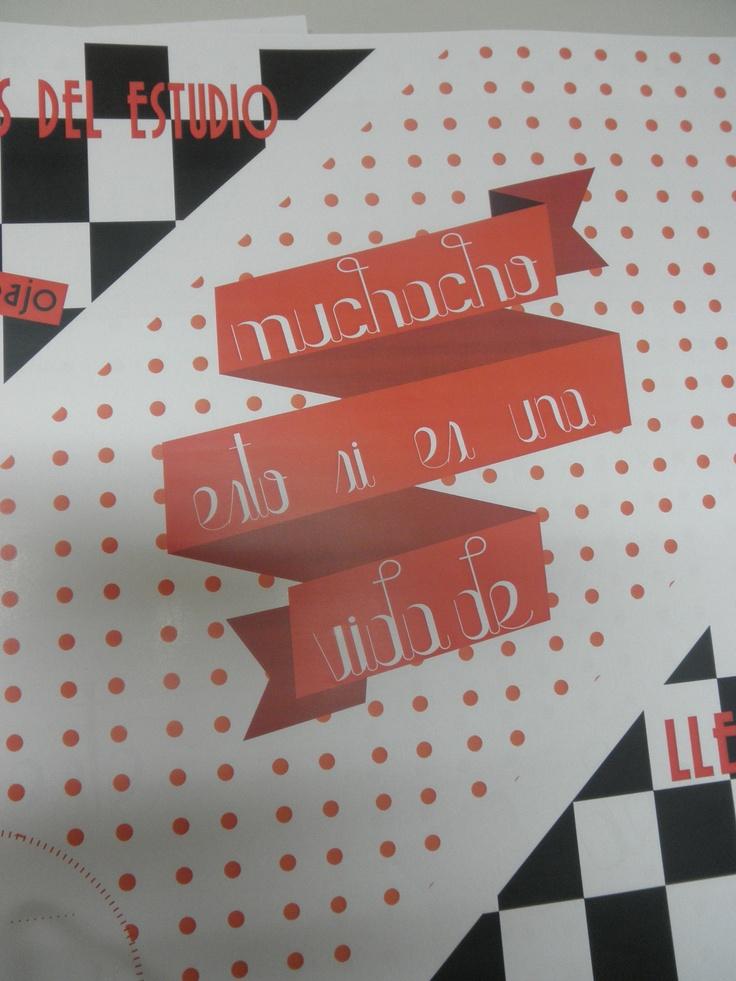 Materia Tipografía II. Trabajo 2