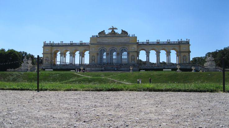 At Schonbrunn
