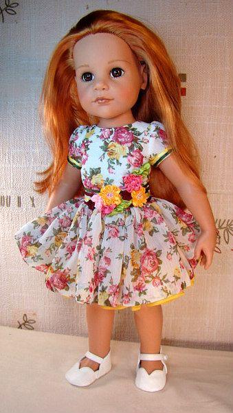 ukeria Одежда для кукол своими руками, одеваем любимых… Götz Dolls