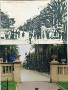 Alicante antiguo. Antes y ahora. Doctor Gadea