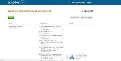 """ΝΗΠΙΟΧΩΡΑ : Συνεργατικό πρόγραμμα eTwinning """"Α Birthday card for Rebeca""""- getting viral on etwinning - short term project"""