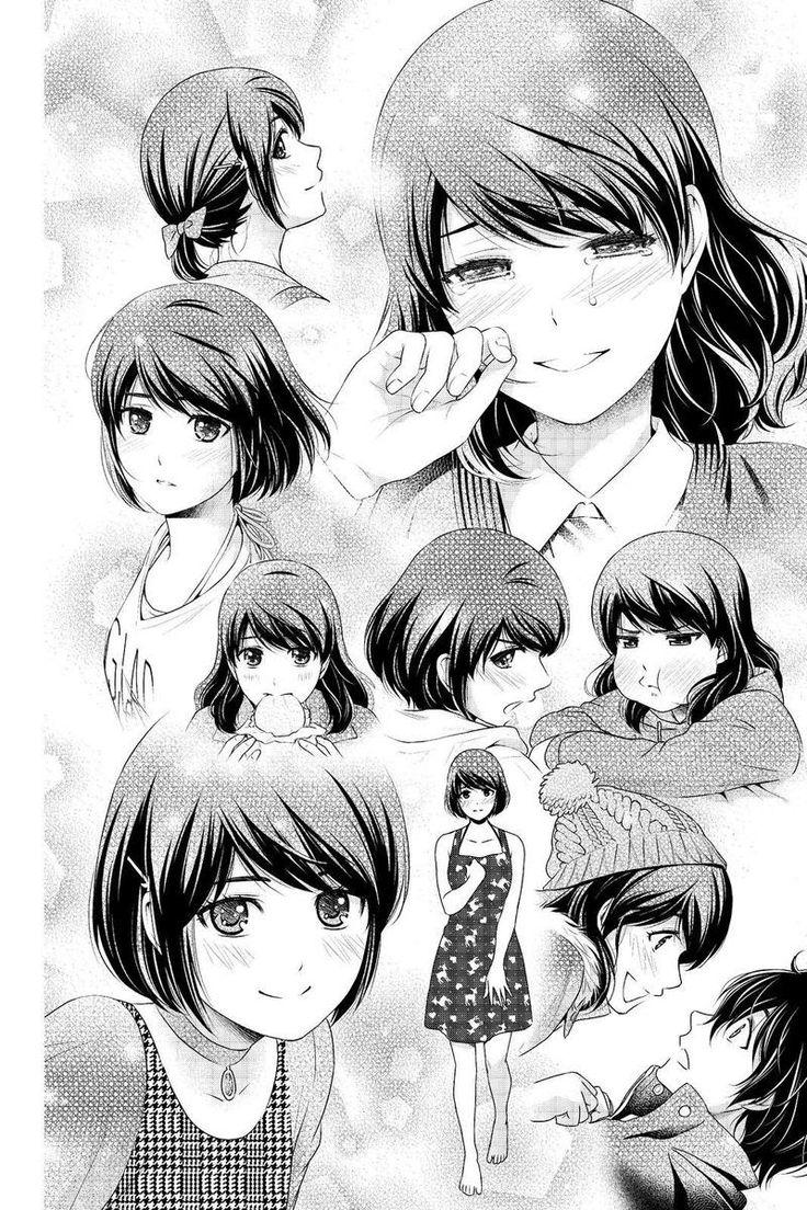 Rui Domestic na Kanojo Arte de anime, Anime fantasia