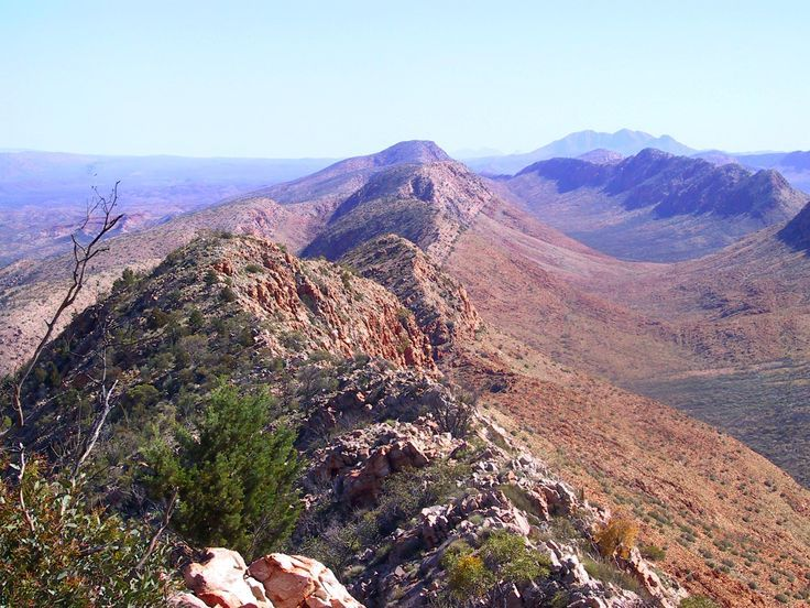 They came as individuals to hike central Australia; lessons of the trail left them united: http://outdoorwomensalliance.com/hiking-the-larapinta-trail-australia/