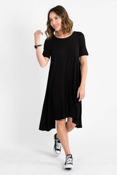 4aea8e59a7988 Agnes   Dora Joplin Dress Black