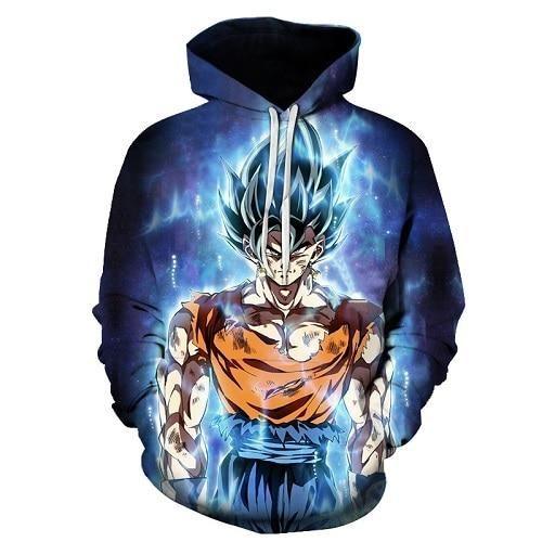 Official Dragon Ball Z: Goku Adidas Shirt, hoodie and