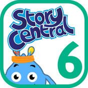 Story Central and The Inks 6 by Macmillan Education