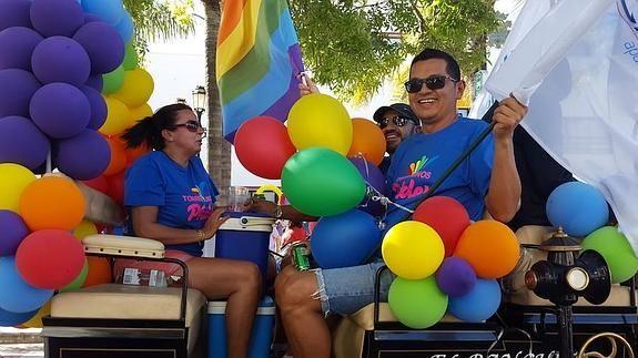 Directo | Sigue el desfile del Orgullo Gay en Torremolinos