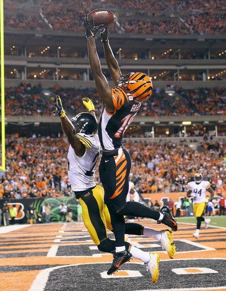 #LL @LUFELIVE #thepursuitofprogression #Football  A.j. Green of the Cincinnati Bengals