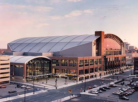 Bankers Life Fieldhouse, Indianapolis, IN