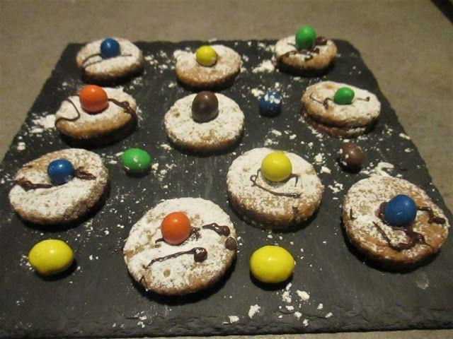 FORNELLI IN FIAMME: COOKIES OF THE HAPPYNESS - Biscotti della felicità...