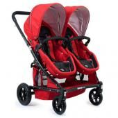 Valco Baby коляска - трансформер valco baby spark duo  — 50600р.  производитель: valco baby  особенности прогулочной коляски - трансформера для двойни valco baby zee spark duo:уникальная и самая практичная коляска для двойни, каждое сиденье может трансформироваться в уютную люльку для новорожденного, данную модель можно использовать и для погодок, когда один ребенок спит в люльке, а второй, подросший - может сидеть в прогулочном блоке. основные характеристики:  с рождения два сиденья…