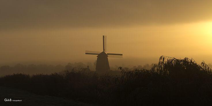 the Twiske Mill - #GdeBfotografeert