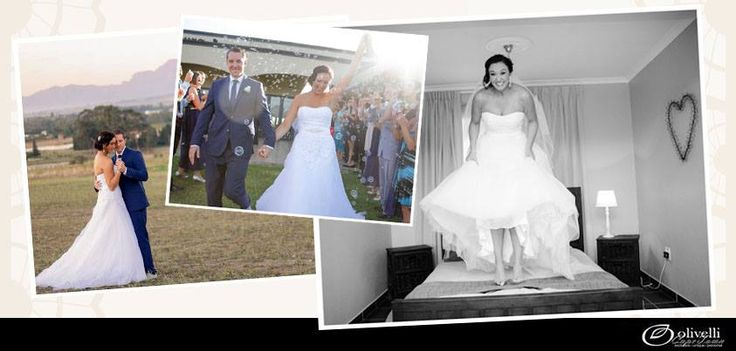 What a beautiful bride and wedding! Congratulations to the Lauren and Darryn who got married at Kronenburg Estate on 21 March 2014. Lauren looked absolutely STUNNING in her BT14-4 dress from Enzoani. #Wedding #Bride #SouthAfrica