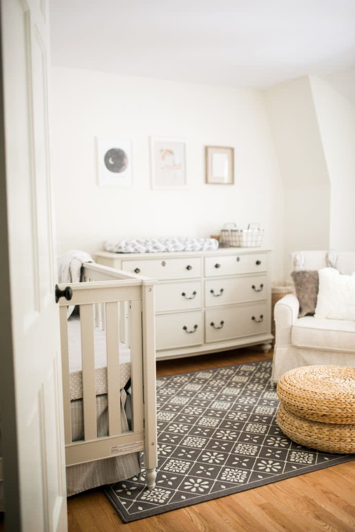 Gender Neutral Nursery With Wendy Bellissimo Interiors (+ A HUGE GIVEAWAY