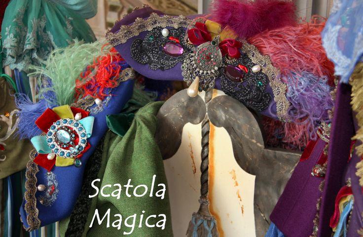 Tricorni fantasia, by Scatola Magica