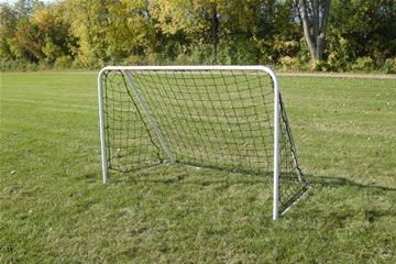 Keeper Goals Small Sided Soccer Goals.  These are perfect for your kids!  Practical, inexepensive and durable.  Keeper Goals has all your soccer and sports equipment needs.
