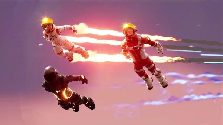 Fortnite Battle Royale Battle Pass Season 3 Announcement Trailer