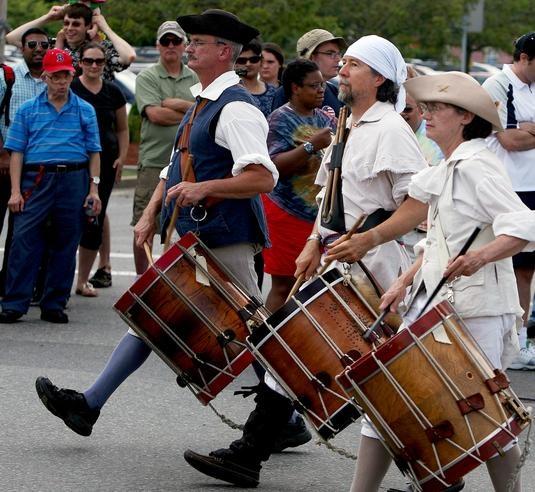 fourth of july battle creek michigan