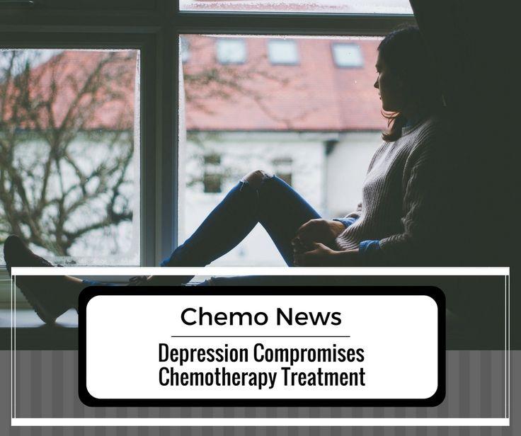Miraburst :: Chemo News: Depression Compromises Chemotherapy Treatment