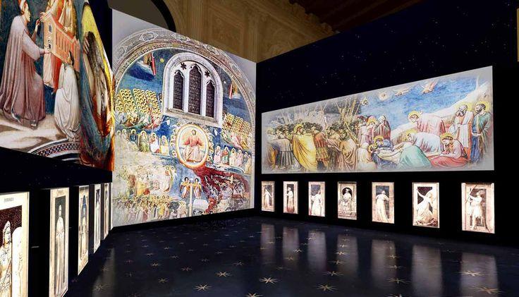 MAGISTER GIOTTO La Scuola Grande della Misericordia di Venezia ospita la prima edizione del progetto Magister, dedicata a Giotto.