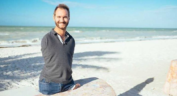 Private Site  Nick vujicic, Nick vujicic quotes, Never give up quotes