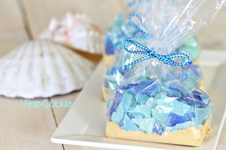 Sea Glass Candy on MyRecipeMagic.com